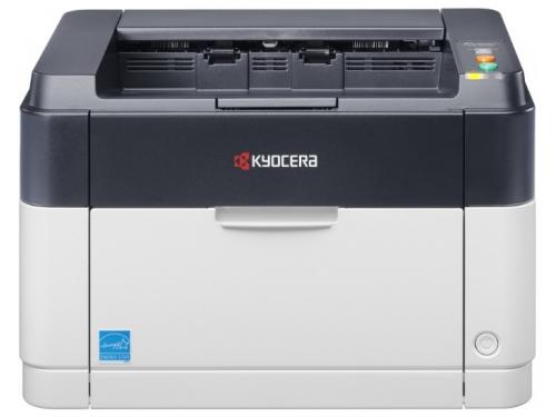 Лазерный ч/б принтер Kyocera FS-1040, вид 2