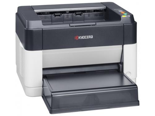Лазерный ч/б принтер Kyocera FS-1040, вид 3
