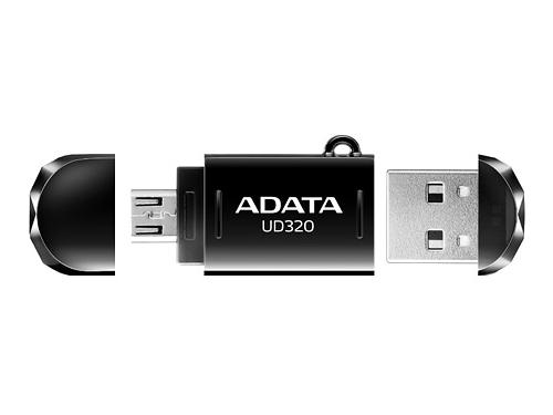 Usb-флешка ADATA Durable 64GB UD320, USB2.0/USB micro-B OTG, вид 2