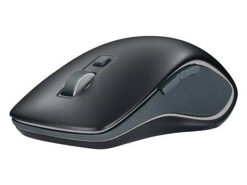 Мышка Logitech Wireless Mouse M560 Black USB, вид 3