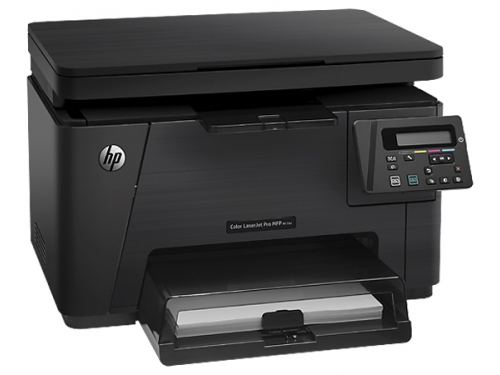 МФУ HP Color LaserJet Pro MFP M176n (CF547A), вид 1