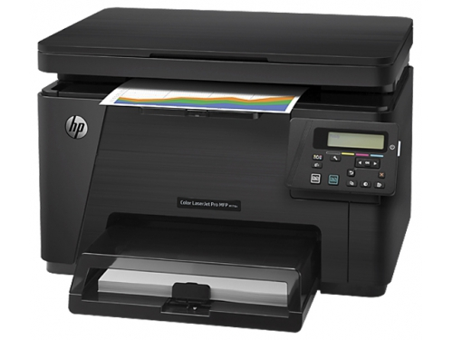 МФУ HP Color LaserJet Pro MFP M176n (CF547A), вид 3