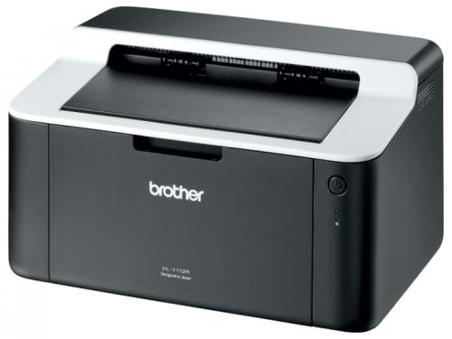 Принтер лазерный ч/б Brother HL-1112R, вид 3