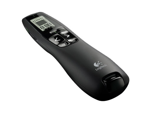 Мышка Logitech Professional Presenter R700 Black, вид 3