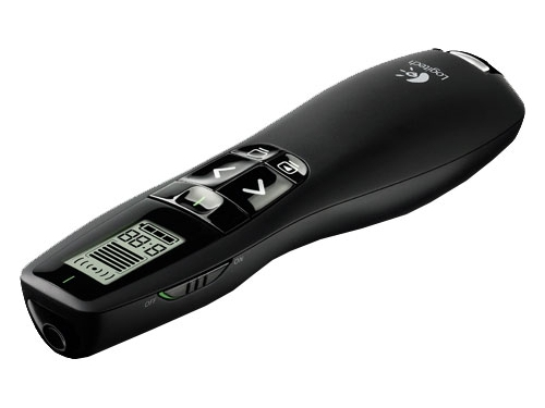 Мышка Logitech Professional Presenter R700 Black, вид 2