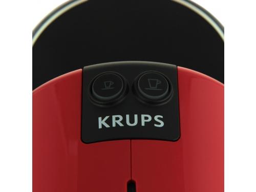 Кофемашина Nespresso Krups Inissia XN100510, красная, вид 2