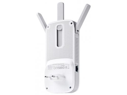 Роутер WiFi TP-Link RE450 (802.11ac), вид 3