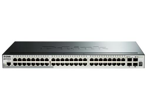 Коммутатор (switch) D-link DGS-1510-52X/A1A, вид 1