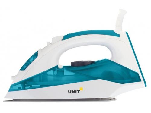 Утюг UNIT USI-281, морская волна, вид 1