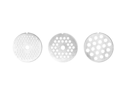 Мясорубка Redmond RMG-1217, серебро, вид 4