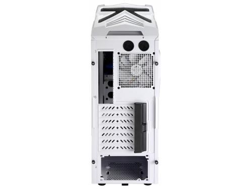 Корпус Aerocool Strike-X Xtreme White Edition, w/o PSU ATX 2*USB 3.0 1х 18см и 1х 14см красные LED, 1х 12см, вид 3