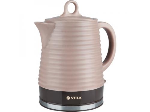 Чайник электрический Vitek VT-1135 BN коричневый