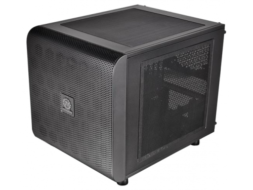Корпус Thermaltake Core V21 CA-1D5-00S1WN-00, чёрный, вид 2