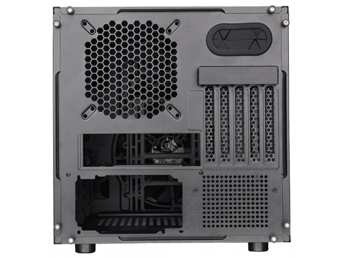 Корпус Thermaltake Core V21 CA-1D5-00S1WN-00, чёрный, вид 5