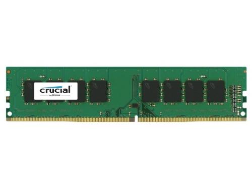 Модуль памяти DDR4 8192Mb 2400MHz, Crucial CT8G4DFD824A, вид 1
