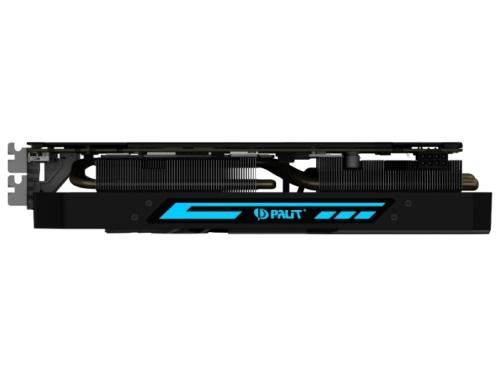 Видеокарта GeForce Palit GeForce GTX 1070 1632Mhz PCI-E 3.0 8192Mb 8000Mhz 256 bit DVI HDMI HDCP, вид 4