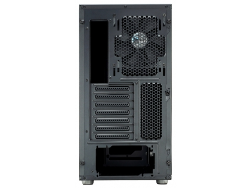 Корпус Fractal Design Define R5 Blackout Edition Black (FD-CA-DEF-R5-BKO), вид 5
