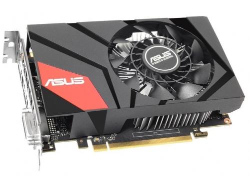Видеокарта Radeon ASUS PCI-E ATI MINI-R7360-2G R7 360 2048Mb 128Bit DDR5 DVI/HDMI/DP, вид 1