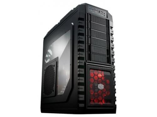 Корпус компьютерный Cooler Master HAF X (RC-942-KKN1) w/o PSU Black, вид 1