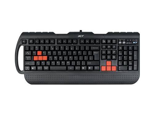 Клавиатура A4Tech X7-G700 Black PS/2, вид 1