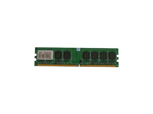 Модуль памяти NCP DDR2 800 DIMM 2Gb, вид 1