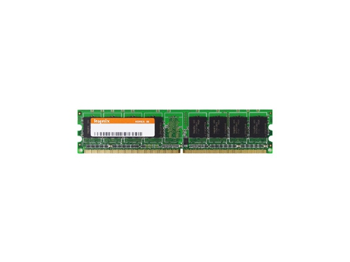 Модуль памяти Hynix DDR2 800 DIMM 2Gb, вид 1