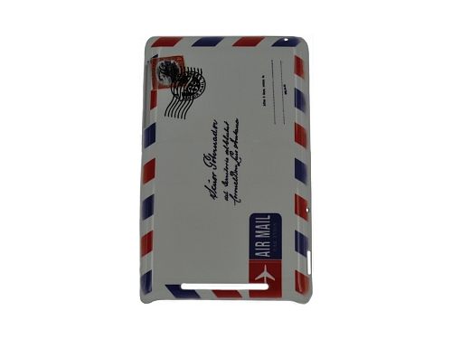 ����� ��� ��������� ������ E-cell AIR MAIL POST CARD DESIGN HARD BACK CASE, ��� 1