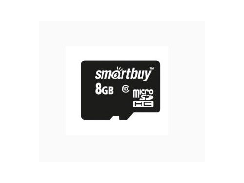 Карта памяти SmartBuy microSDHC Class 10 8GB, вид 3