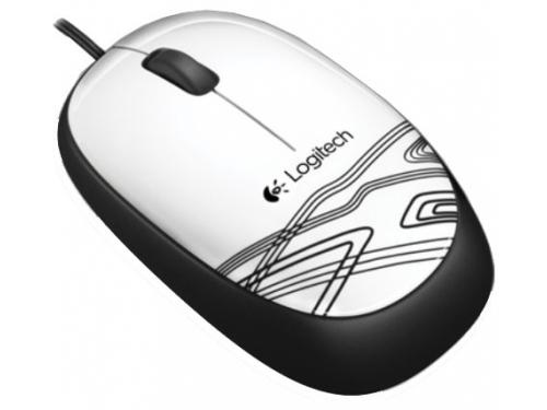 ����� Logitech Mouse M105 White, ��� 1