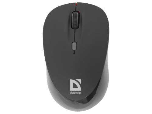 Мышка Defender Dacota MS-155 Nano Black-Red USB, вид 1