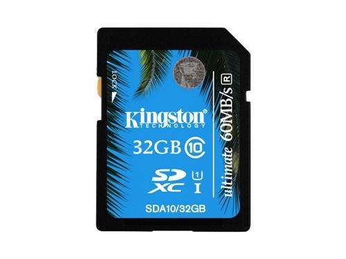 Карта памяти Kingston SDA10/32GB, вид 1