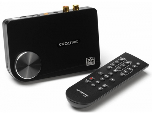 Звуковая карта Creative SB X-Fi Surround 5.1 Pro, вид 2