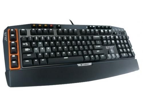 Клавиатура Logitech G710+ Mechanical Gaming, вид 1