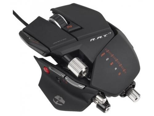 Мышка Cyborg R.A.T 7 Gaming Mouse Black USB, вид 1