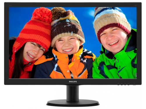 Монитор Philips 243V5LSB (00/01), вид 1