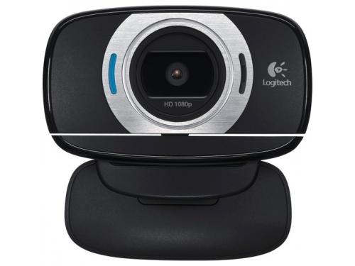 Web-камера Logitech HD Webcam C615, вид 1