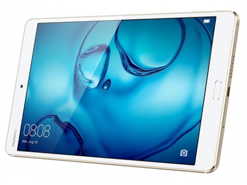 Планшет Huawei MediaPad M3 8.4 64Gb LTE BTV-DL09, золотистый, вид 2