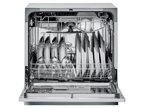 Посудомоечная машина Candy CDCP 8/E-S, серебристая, вид 1