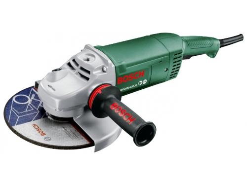 Шлифмашина Bosch PWS 2000-230 JE (угловая), вид 1