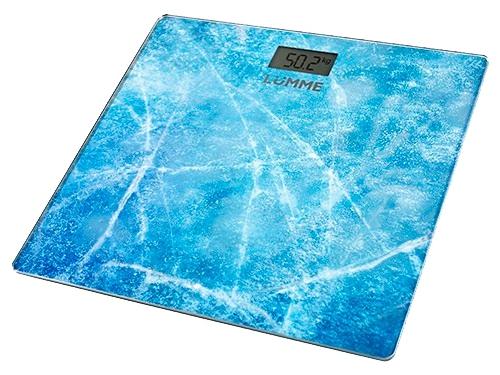 Напольные весы Lumme LU-1328, Морозное утро, вид 1