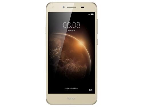 Смартфон Huawei Honor 5A, золотистый, вид 1