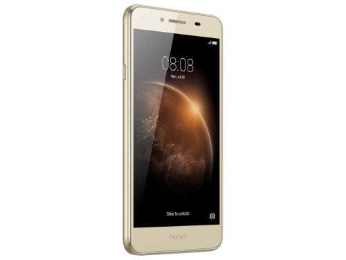 Смартфон Huawei Honor 5A, золотистый, вид 2