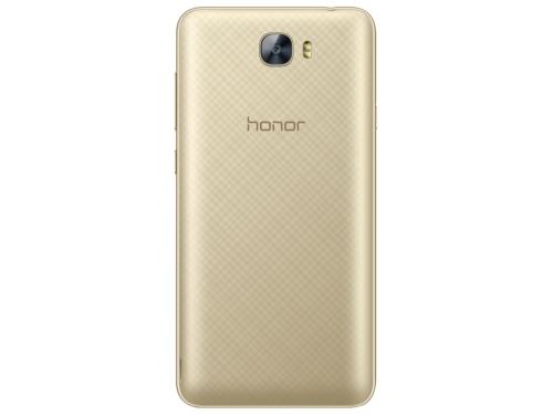 Смартфон Huawei Honor 5A, золотистый, вид 4