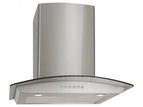 Вытяжка кухонная Elikor Аметист S4 60Н-700-Э4Г, серебристая, вид 1