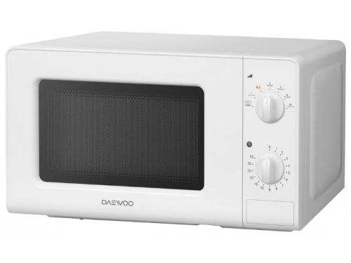 Микроволновая печь Daewoo Electronics KOR-6607W, белая, вид 1