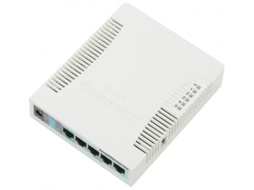 Роутер Wi-Fi MikroTik RB951G-2HnD, вид 1