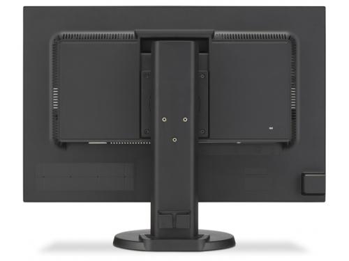 Монитор NEC MultiSync E245WMi, черный, вид 2