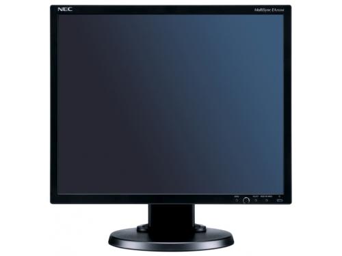 Монитор NEC MultiSync EA193Mi, черный, вид 1