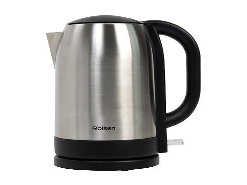 Чайник электрический Rolsen RK-2718M, серебристый, вид 1