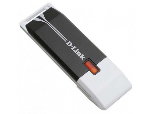 Адаптер Wi-Fi D-Link DWA-140/D1B, вид 1